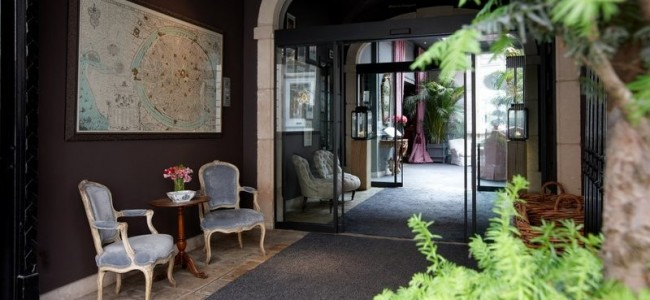Elegant Hotel in the Heart of Bruges: Hotel de Orangerie