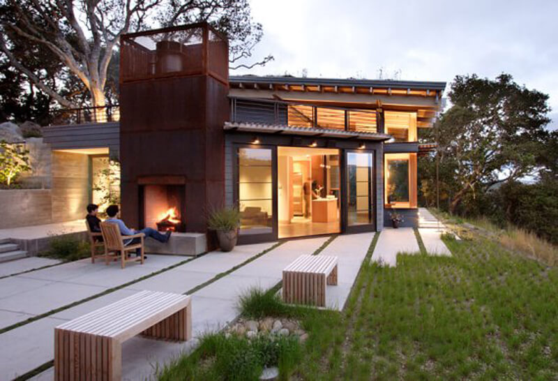House Ocho Eco-Friendly Luxury Project - EALUXE | via Feldman Architecture