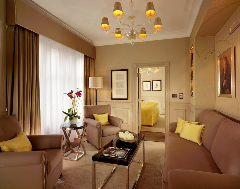 Elegant Boutique Hotel in the Uk: St James's Hotel and Club