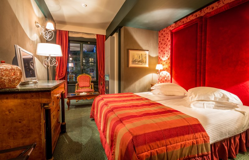 A Romantic Boutique Hotel in Belgium: Die Swaene