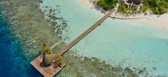 A Haven of Tranquility in Maldives: Kandolhu Island