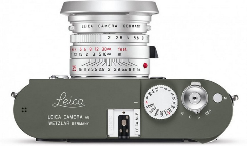 Leica Limited Edition Safari Camera Sells for $9,900 | Image Source: luxatic.com