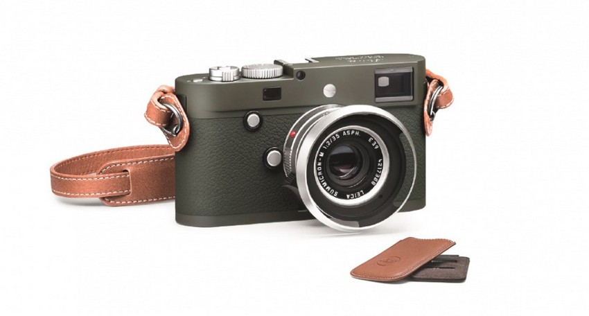 Leica Limited Edition Safari Camera Sells for $9,900 | Image Source: www.classicdriver.com