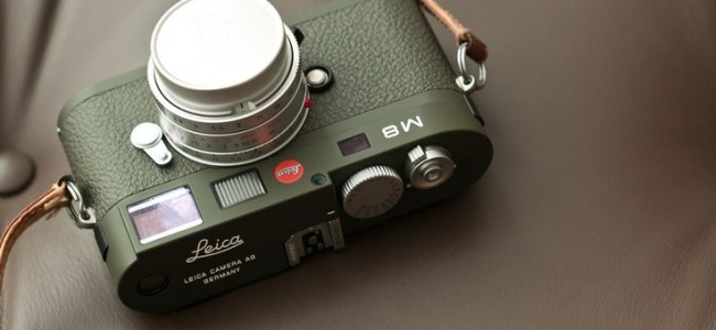 Leica Sells Only 1,500 Pieces of the Limited Edition Safari Camera