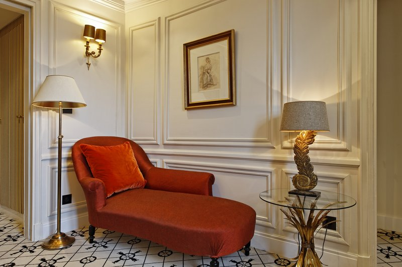 Luxurious Boutique Hotel in Paris Hotel Relais Christine (5)