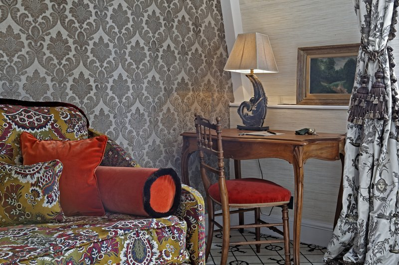 Luxurious Boutique Hotel in Paris Hotel Relais Christine (8)