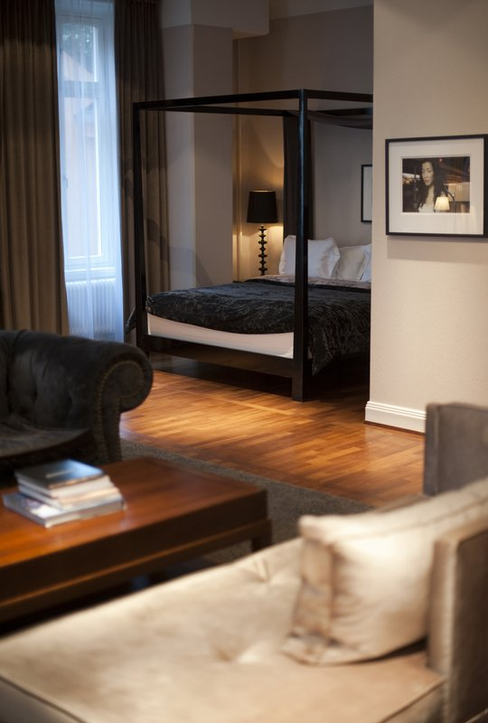Beautiful Boutique Hotel in Sweden: Lydmar Hotel