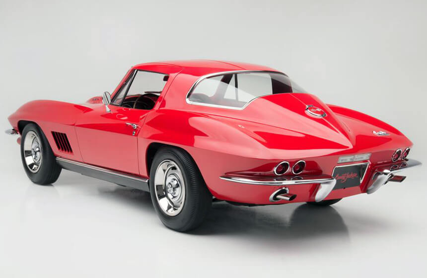 Most Expensive American Cars Ever Sold 10. 1967 Chevrolet Corvette L88 – $3,850,000