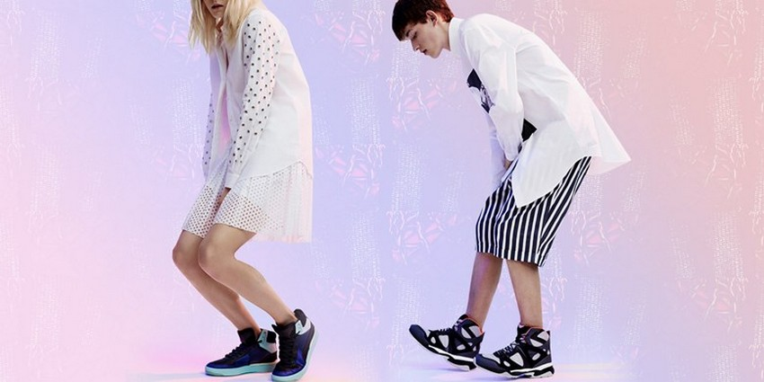 Puma x McQ Spring/Summer Collection Reveals 50s Colors | Image Source: www.thedishh.com