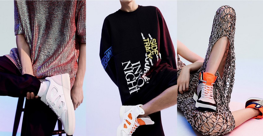 Puma x McQ Spring/Summer Collection Reveals 50s Colors | Image Source: vslmag.com