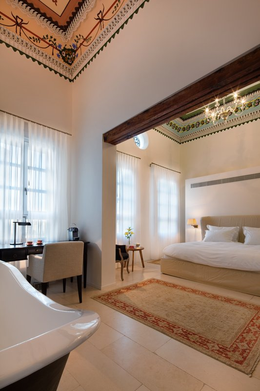 Beautiful Boutique Hotel in Israel: Efendi Hotel