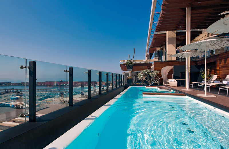 Cosmopolitan And Chic Five Star Hotel in Italy