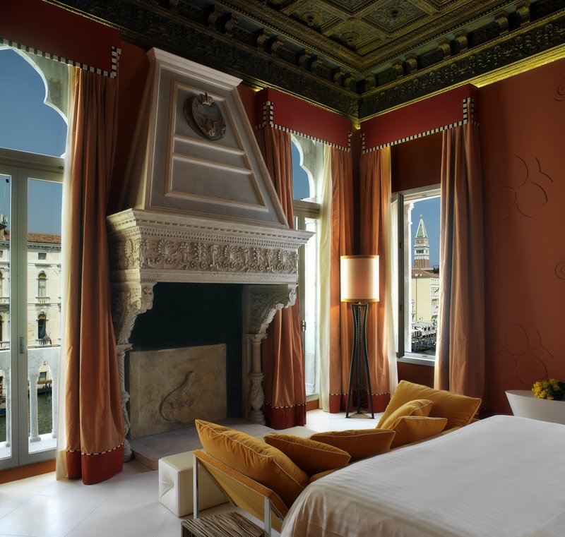 Modern and Contemporary Hotel in Venice: Centurion Palace Hotel