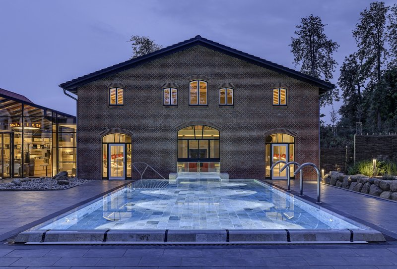 Stunning Refuge in Germany: Weissenhaus Grand Village Resort & Spa