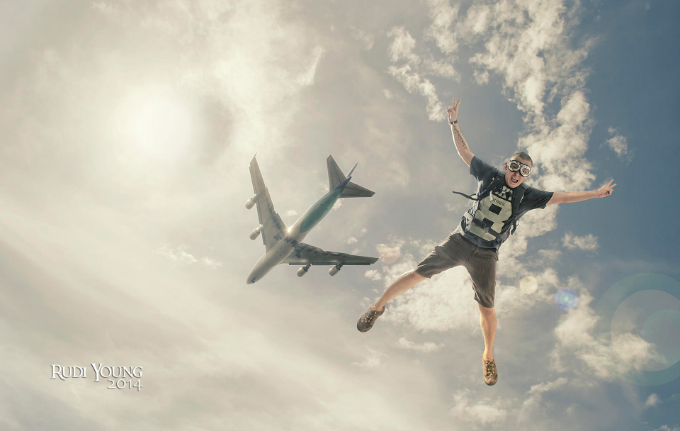 These Awesome Photos Will Make You Want to Go Skydiving