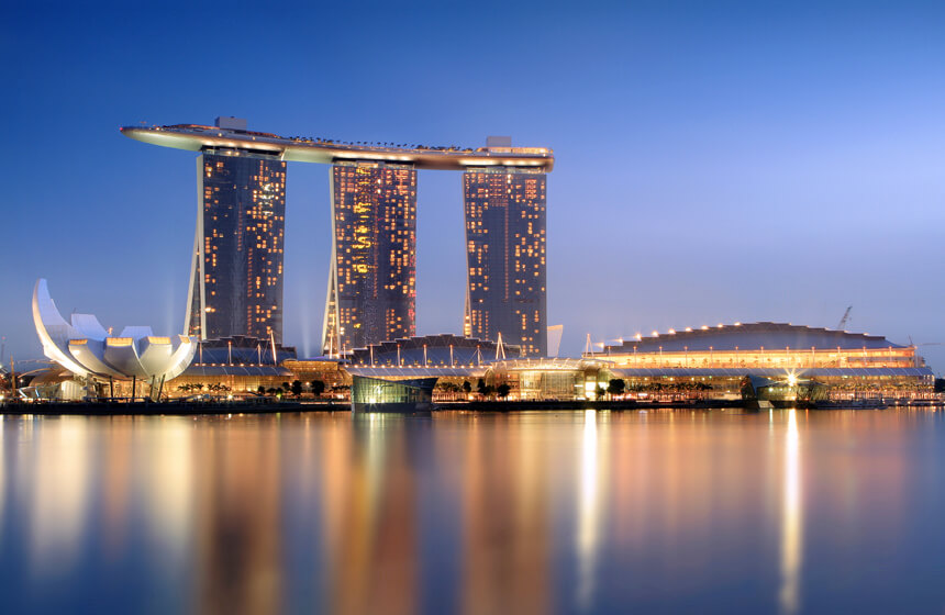 Singapore -The Most Expensive City in the World in 2015