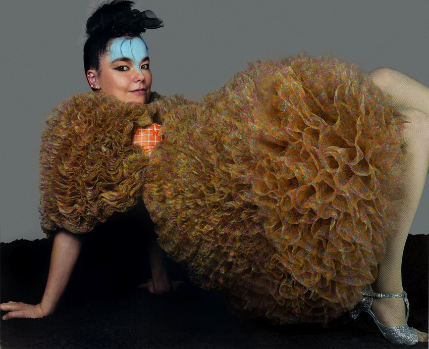 Style Icon Bjork Is Honored at MoMA This March! | Image Source: blogs.vogue.mx