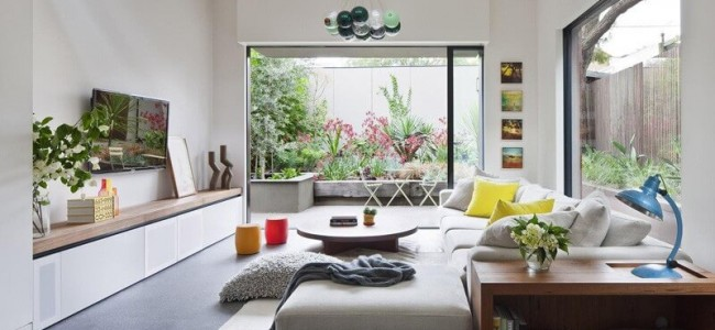The Fitzroy Residence Is The Perfect Example Of Contemporary Home