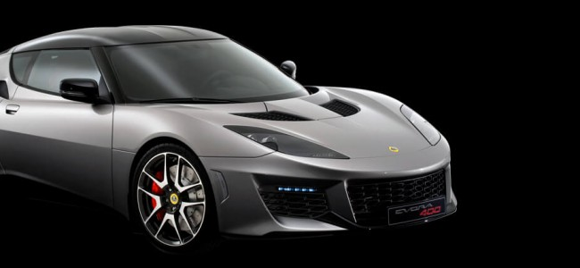 The New Lotus Evora 400 is The Car You've Always Wanted