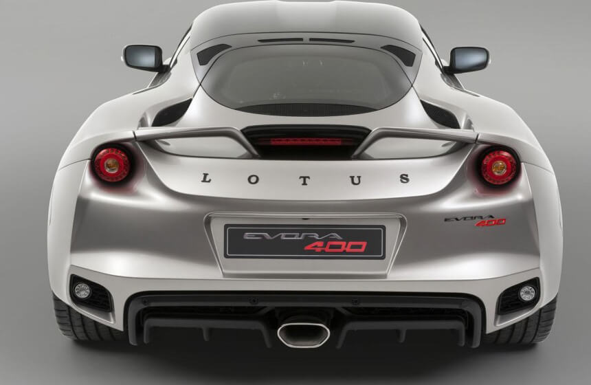 The New Lotus Evora 400 Is Better and Faster than Any Lotus