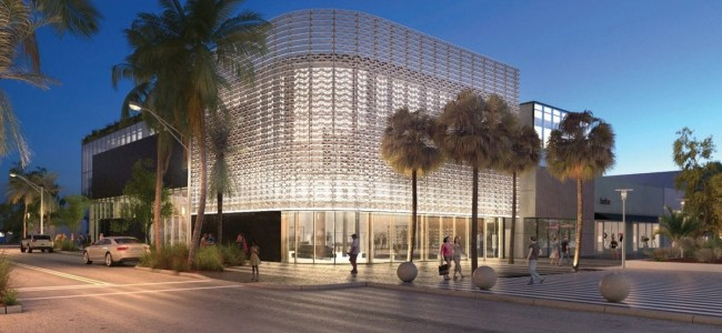 Nike To Open Futuristic Store With Rooftop Basketball Court in Miami