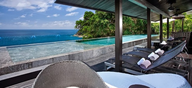 Villa Yin From Thailand Is A Luxurious Example Of Contemporary Retreat