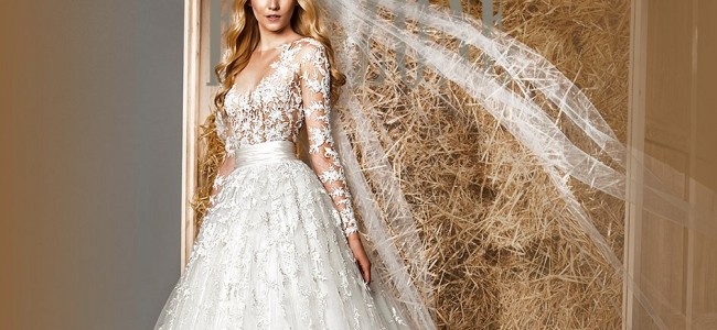 Zuhair Murad's Marriage Collection for SS 2015 Features the Fairytale Bride