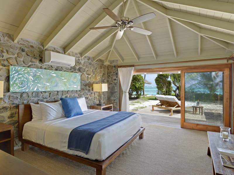 A Boutique Beach Resort in the Caribbean Islands: Petit St. Vincent