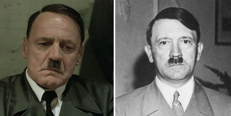 Actors Who Look Like The Historic People They Played