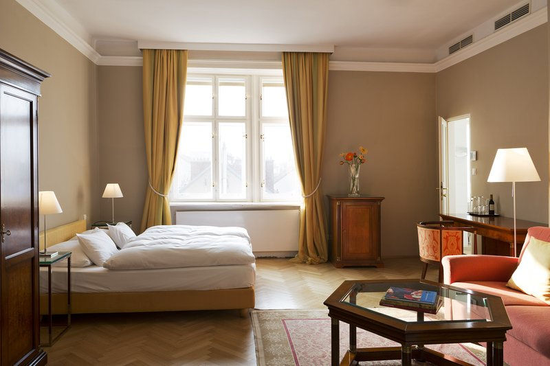 Stylish Boutique Hotel in Austria: Altstadt Vienna