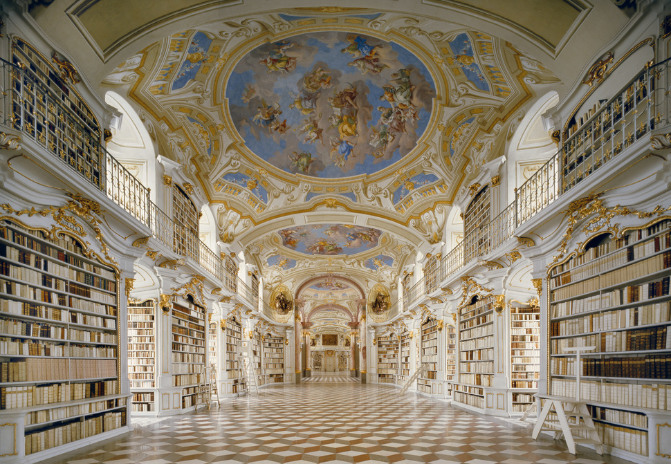 Beautiful Ceilings From All Around The World