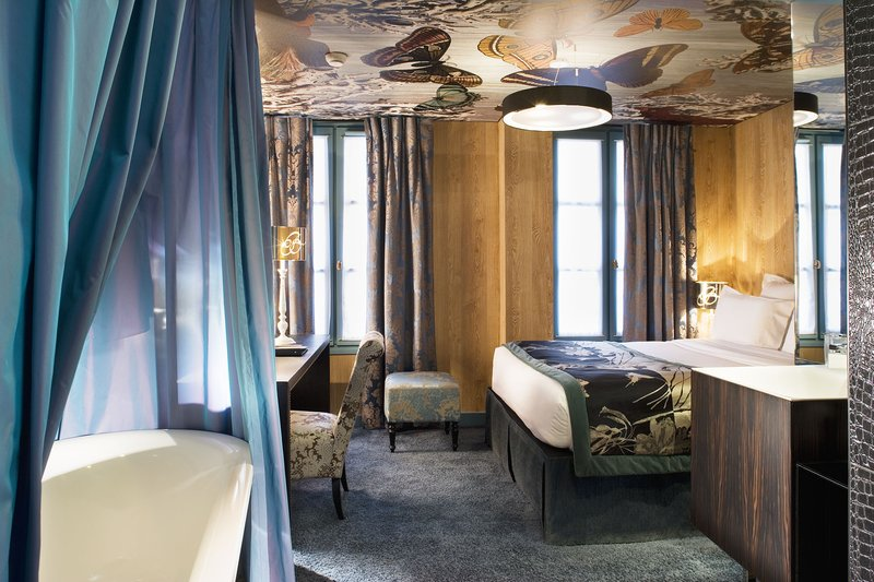 Chic Boutique Hotel in Paris: Hotel Le Bellechasse Saint-Germain