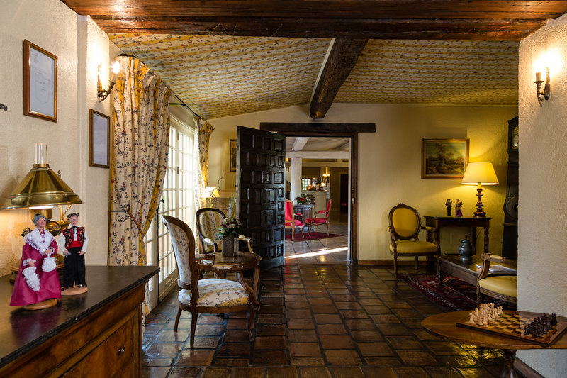 Beautiful Country House Hotel in France: Auberge de Cassagne