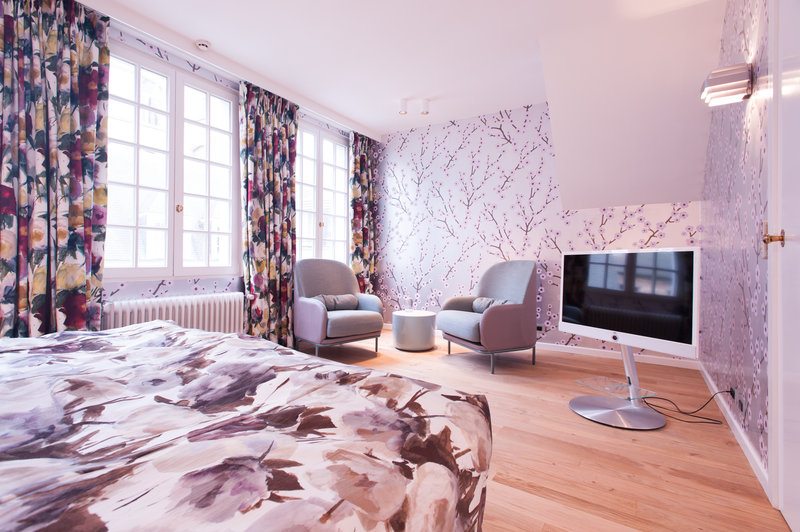 A Stylish Hotel in the City Center of Antwerp: De Witte Lelie