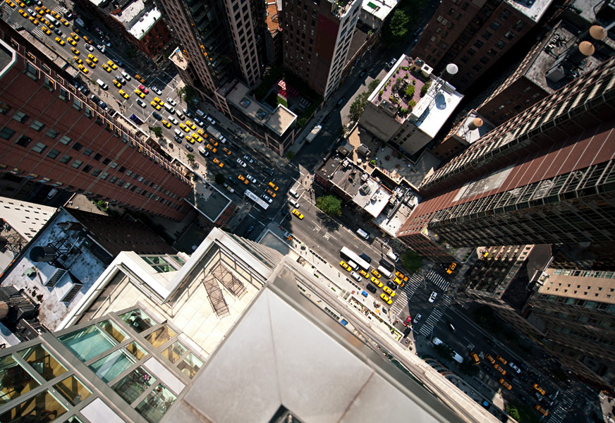 Amazing Aerial Shots of Manhattan