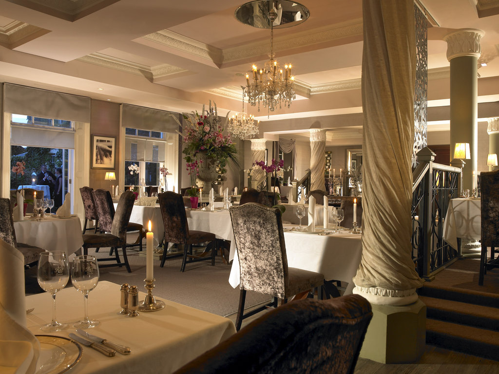 Luxurious Country Retreat in Cork: Hayfield Manor Hotel