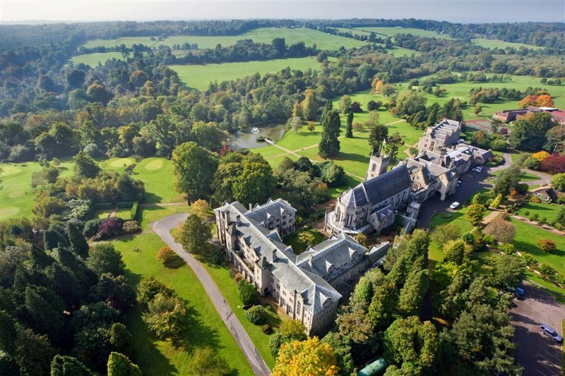 Beautiful Country House Hotel In The Uk Ashdown Park