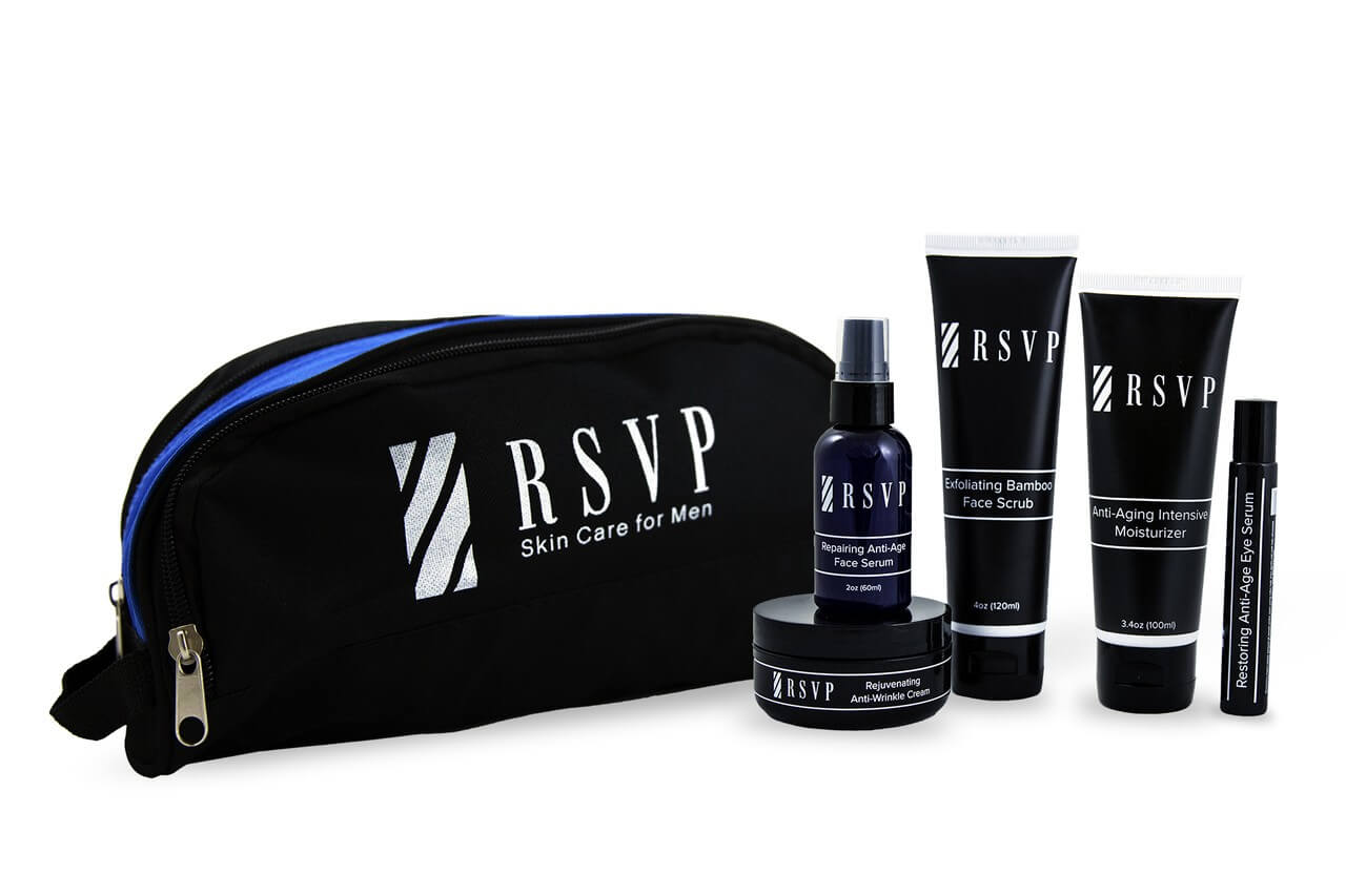 310 Anti Aging Kit From RSVP | Treatments For Men | Image Source: skintrends.com