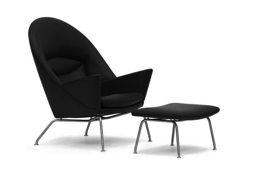 TOP 10 Most Expensive Chairs in the World - EALUXE.COM | The chair was actually designed in 1960 but did not go into production for consumer purchase till 2010.
