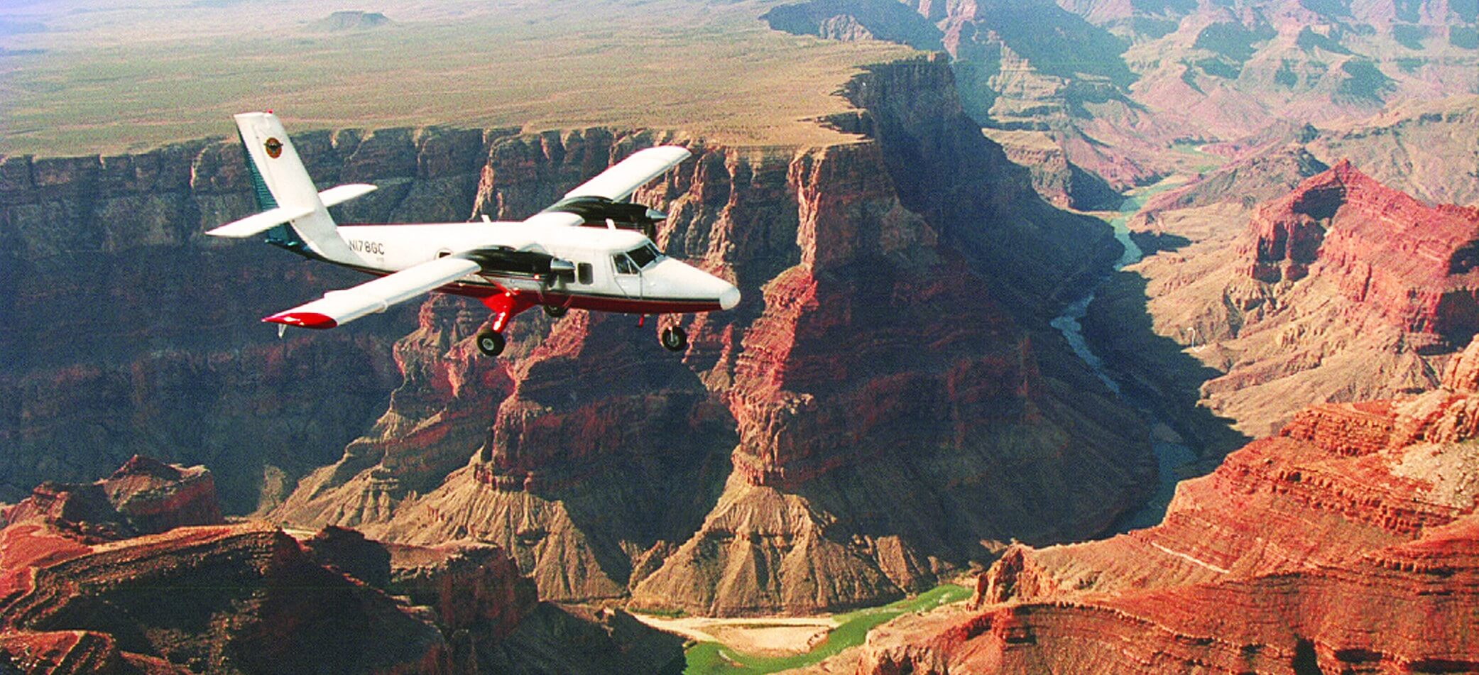 #10 Private Tour of Grand Canyon | Luxury Things To Do In Las Vegas | Image Source: grandcanyonairlines.com