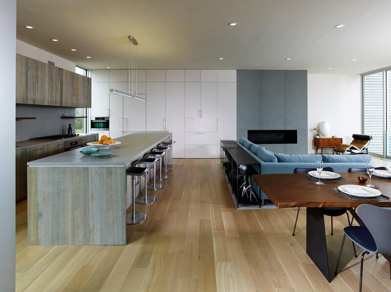 Cove Residence Features A Modern Luxury Design