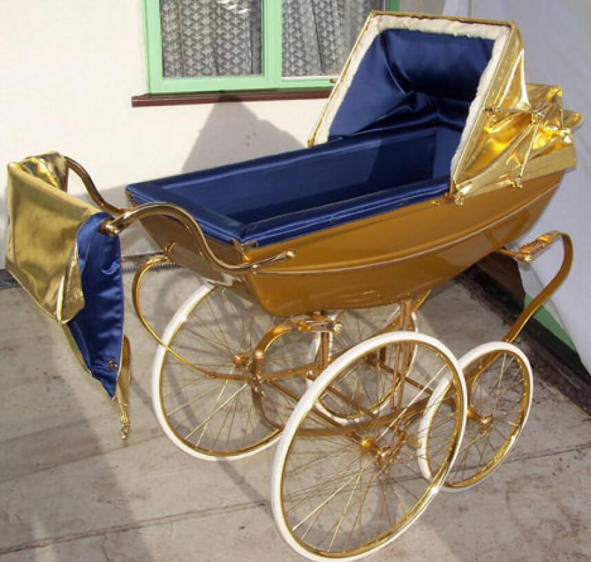 Most Expensive Baby Strollers In The World