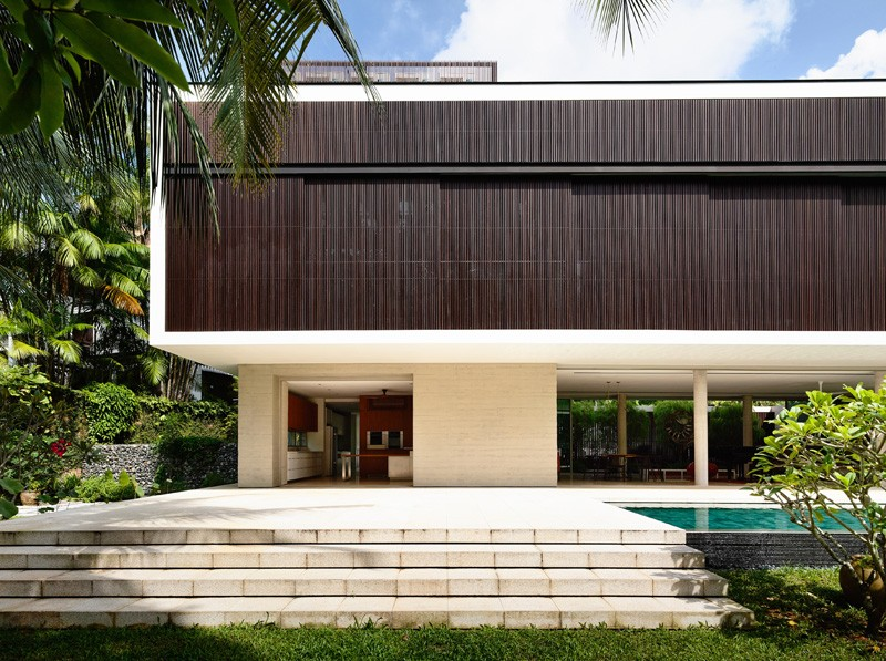 House In Singapore Luxury Remodel - EALUXE