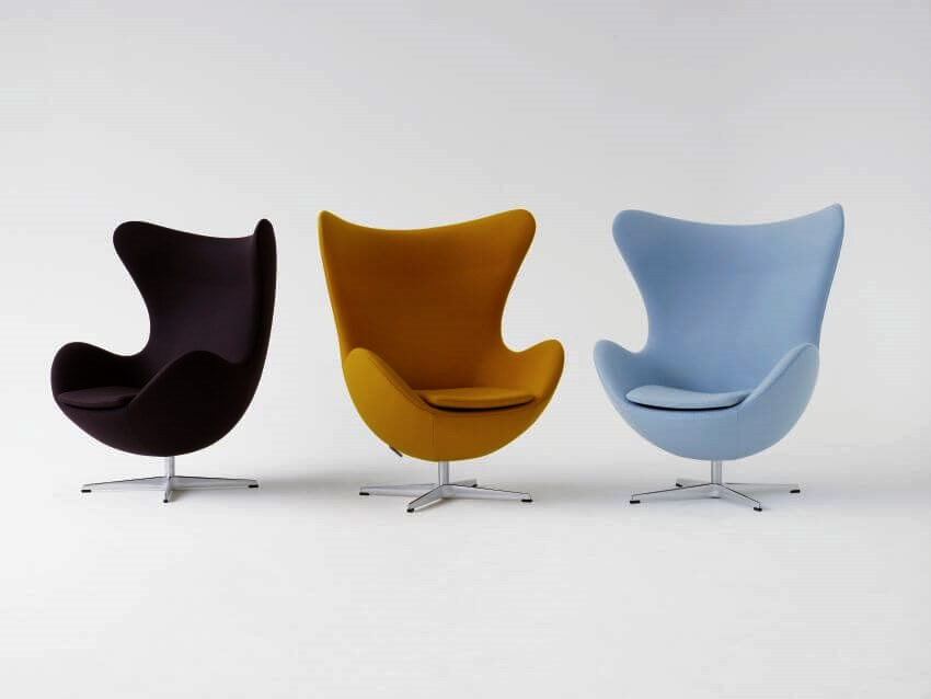 TOP 10 Most Expensive Chairs In The World   EALUXE.COM | The Egg Chair