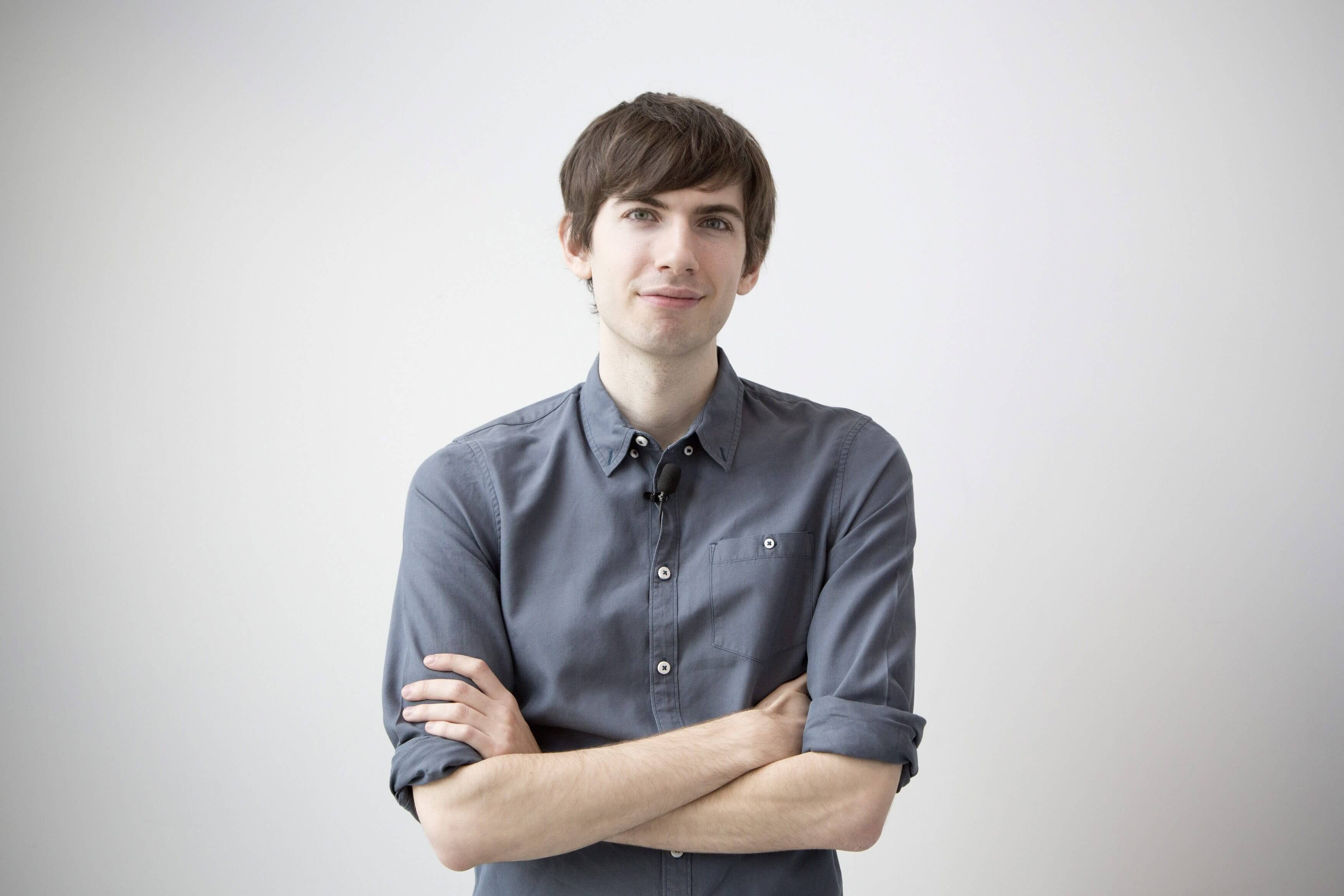 #8 David Karp | Youngest Digital Multi-Millionaires | Image Source: franceinfo.fr