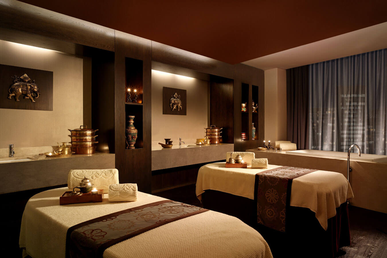 #9 Chi, The Spa At The Shangri-La | Spas In Bangkok | Image Source: the-spa-spy.com