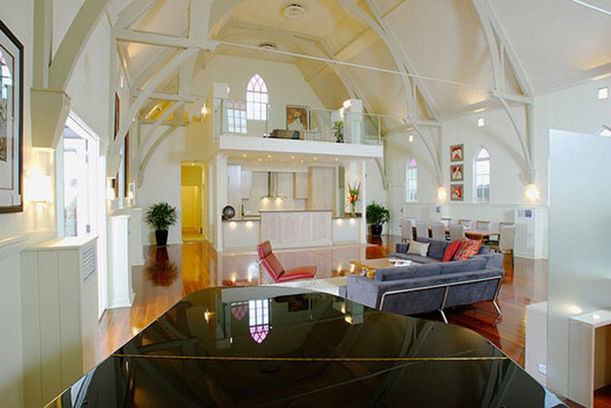 Uncategorized Churches Turned Into Homes old churches converted into luxury homes ealuxe com 9 church conversion brisbane australia image source