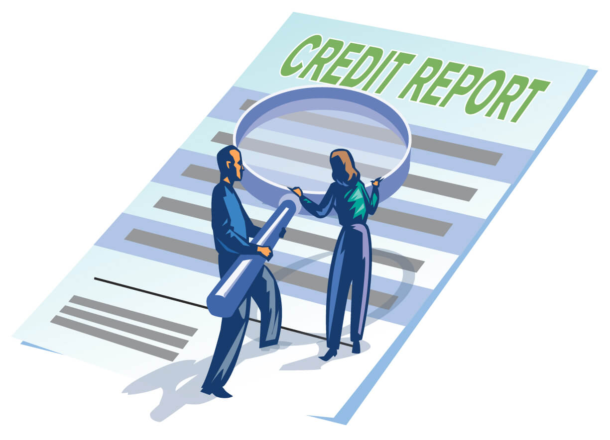 #9 Not Performing A Credit Check  Before Homebuying | Mistakes When Buing A House | Image Source: businessgreen.com