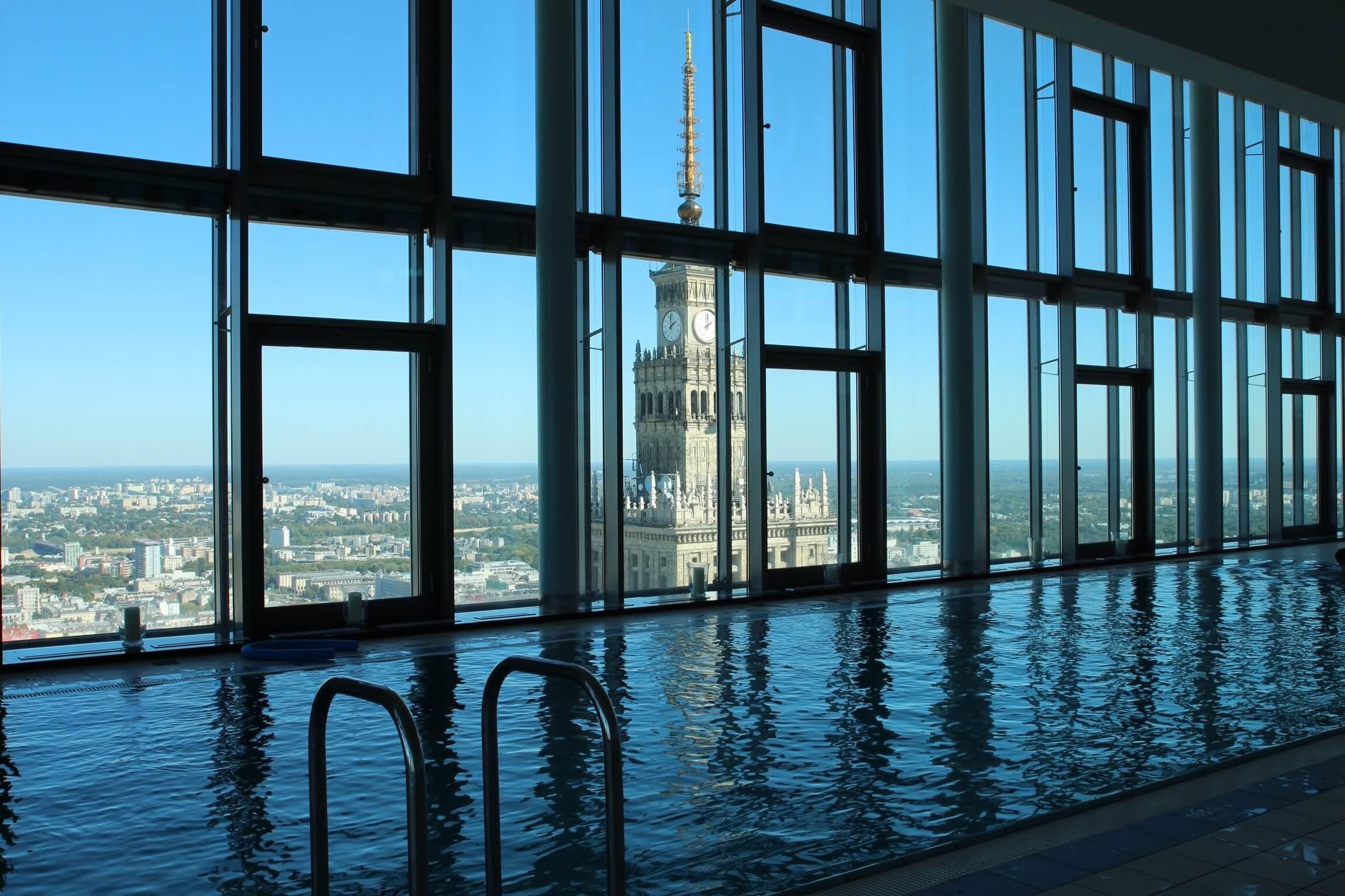 Top 10 Highest Pools In The World