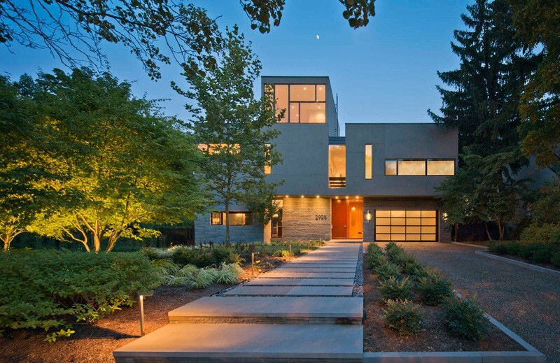 Brandywine House Modern Luxury Home - EALUXE 1